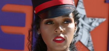 Janelle Monae: 'Even though the candidates are not perfect, I take my butt to the polls'
