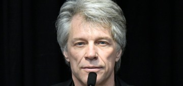 Jon Bon Jovi: I've 'never given 60 seconds of my life' to the Kardashians or Housewives