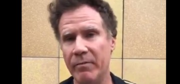 Will Ferrell went down to Georgia to personally canvas door-to-door for Stacey Abrams