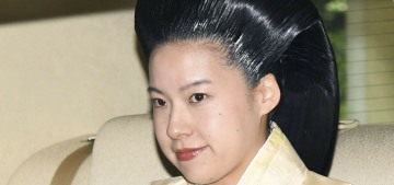 Princess Ayako married a commoner, gave up her title & still has to do royal work
