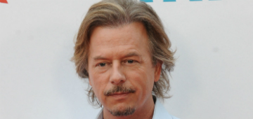 David Spade: 'I put on 25 pounds of mystery weight'