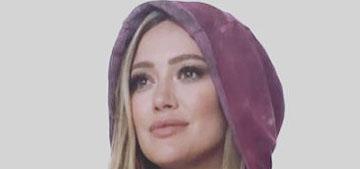 Hilary Duff & Matthew Koma welcome daughter Banks Violet Bair