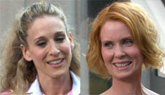 Cynthia Nixon pressures Sarah Jessica Parker to fully support gay rights