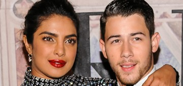 Priyanka Chopra: Be with a man 'who respects the hard work you put into your life'