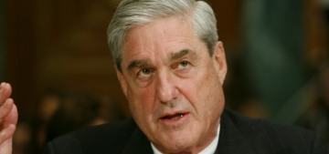 Deplorable wingnuts tried to smear Bob Mueller, and now the FBI is investigating