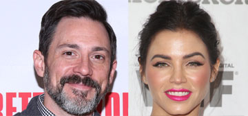 Jenna Dewan, 37, is dating a Broadway star named Steve Kazee, 43