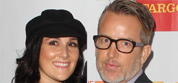 Ricki Lake doesn't think she'll find love again 'I feel like lightning doesn't strike twice'