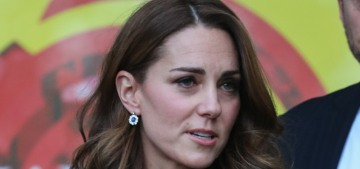 DM: Duchess Kate is 'stepping up her fashion game' now that Meghan is around