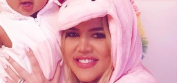 Khloe Kardashian dressed up True in five different Halloween costumes: adorable?
