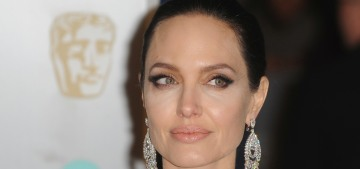 L&S: Angelina Jolie is probably (not) moving on with edgy Justin Theroux