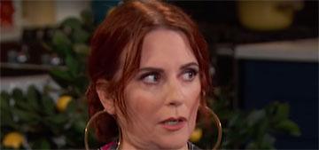 Megan Mullally believes Nicole Brown Simpson's ghost was haunting her old house