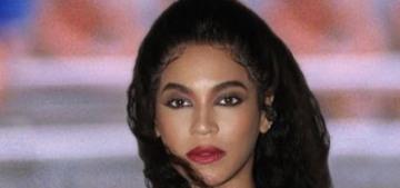 Beyonce & Jay-Z dressed up like Olympians Flo Jo & John Carlos for Halloween