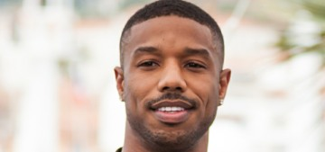 Michael B. Jordan went door-to-door in Atlanta to highlight black voter turnout