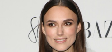 Keira Knightley forgot which guy her 'Love Actually' character ended up with