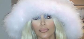 Kim Kardashian used the r-word when people didn't get her Halloween costume
