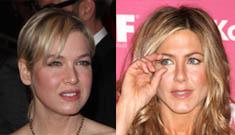 Star: Renee Zellweger confident she stole Bradley Cooper from Aniston