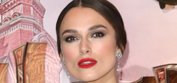 Keira Knightley is still talking about how 'The Little Mermaid' has a terrible message