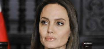 Angelina Jolie has turned over 'all her financial information to Brad Pitt'