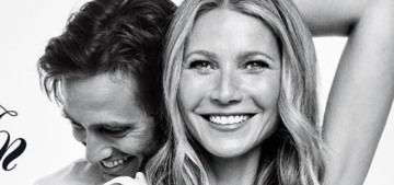 Gwyneth Paltrow reveals her wedding photos & her very basic Valentino gown