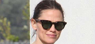 Ben Affleck & Jennifer Garner had a mediated divorce, didn't use separate lawyers