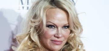 Pamela Anderson: 'This third wave feminism is a bore, I think it paralyzes men'