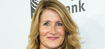 Laura Dern states the obvious: families being separated 'should not be a political issue'