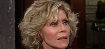 Jane Fonda on Megyn Kelly: 'I wanted her to make it, failure is how people learn'