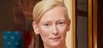 Tilda Swinton: 'I feel… that Scotland is a naturally independent country'