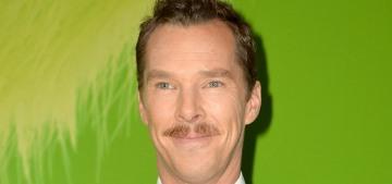 Benedict Cumberbatch had a Very British Tantrum about chamomile 'tea'