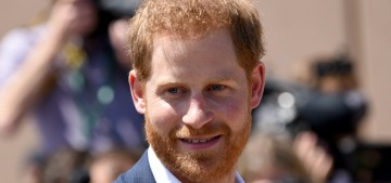 Hair-loss surgeon claims Prince Harry will be completely bald by the age of 50