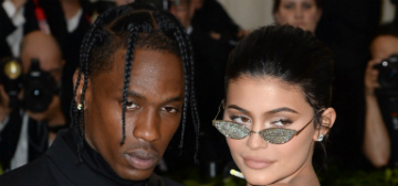 Travis Scott filled Kylie Jenner's house with roses: romantic or waste of flowers?