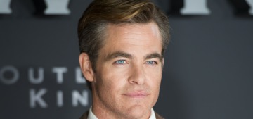 Chris Pine on how he sizes up to Michael Fassbender: 'I'd certainly match him'