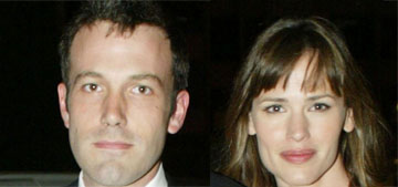 Ben Affleck and Jennifer Garner are really divorced for real this time
