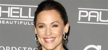Jennifer Garner went out with her new boyfriend: later rollout than planned?