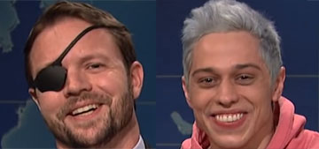Pete Davidson apologized to Lt Com Dan Crenshaw, who called him a troll (update)
