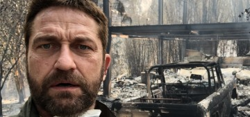 Gerard Butler & other celebrities' homes were destroyed in the California wildfires