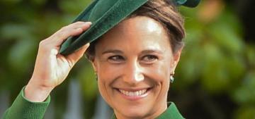 Pippa Middleton named her son Arthur Michael William Matthews