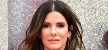 Sandra Bullock and James Woods step in to save animals during California wildfires