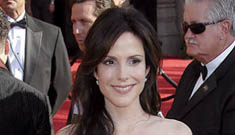 Mary-Louise Parker Adopts