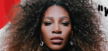 Serena Williams was named GQ's Champion of the Year & 'Woman' of the Year