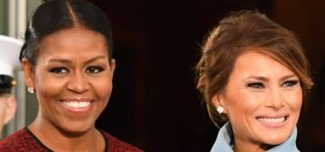 Michelle Obama offered Melania Trump any FLOTUS help, Melania turned her down