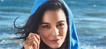 Vanessa Hudgens: 'You will always have the power to do something' about your body