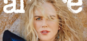 Nicole Kidman: 'I loved the idea of being a nun… I was very drawn to it'