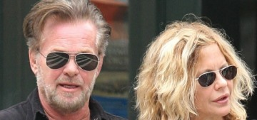 Meg Ryan & John Mellencamp 'are old enough to know what they want'