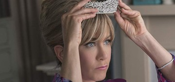 """Jennifer Aniston actually looks awards-baity in the first trailer for """"Dumplin"""""""