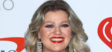 Kelly Clarkson: 'I am not a morning person, I am a vampire'
