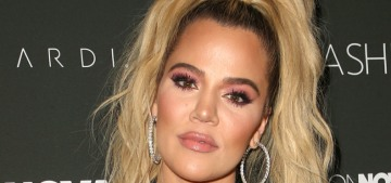 Khloe Kardashian will spend Thanksgiving in Cleveland with Tristan, ugh