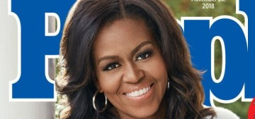 Michelle Obama isn't a weepy empty-nester about her daughters going to college