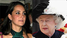 Queen Elizabeth to Kate Middleton: get a job