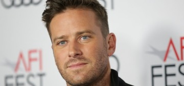 Armie Hammer apologizes for his 'unnecessary social commentary' on 'selfie culture'